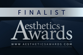 Aesthetic Award Finalist 2019!